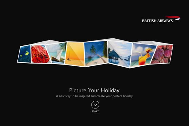BA: unveils its Picture Your Holiday digital platform