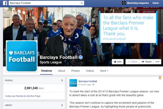 Barclays: the top financial services brand on social media