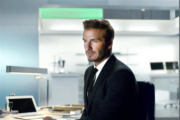 David Beckham in new Sky Sports ad