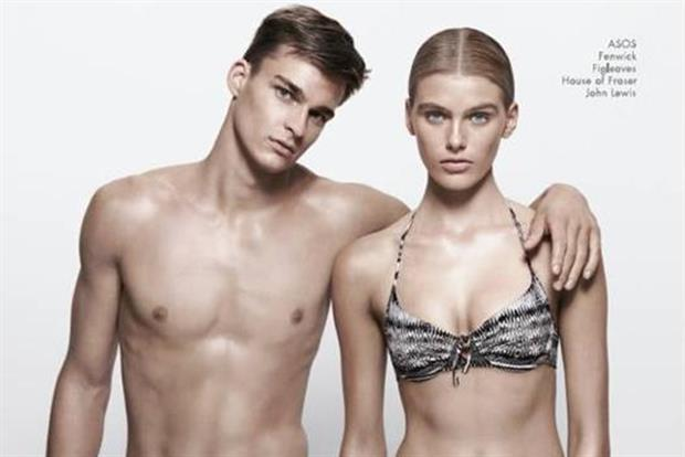 Calvin Klein: escapes punishment by the ASA