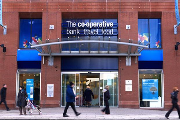 Co-op Bank: the banking group's headquarters in Manchester