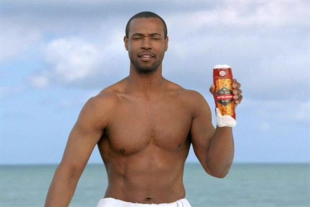 Old Spice: promotion offers men the chance to emulate macho man Mustafa