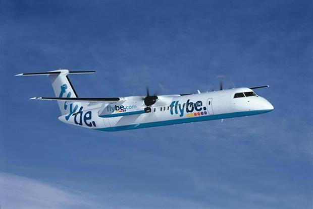 Flybe: results hit by effects of the volcanic ash cloud and bad winter weather