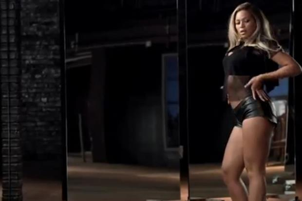Beyonce: exclusive dance routine