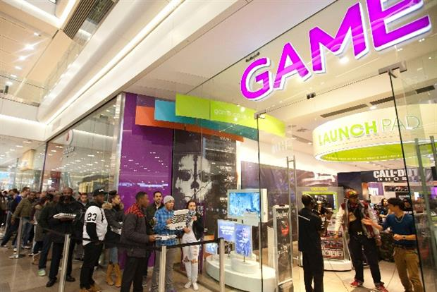 Game: on hunt for new marketing chief