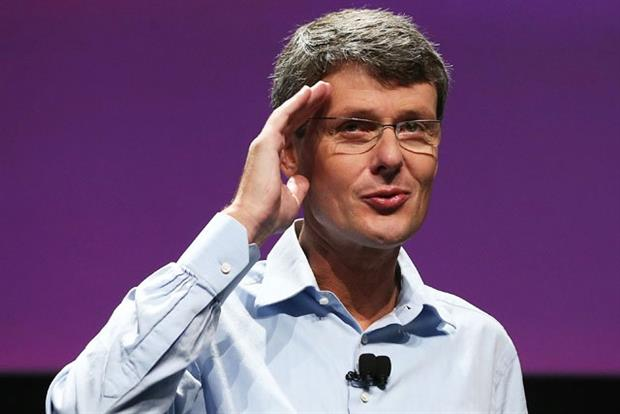 Thorsten Heins: BlackBerry chief executive departs