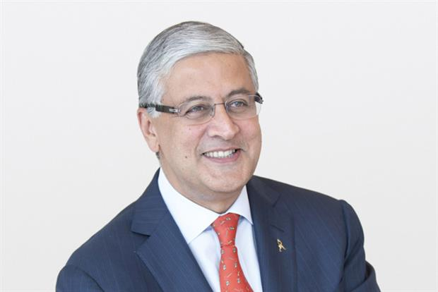 Diageo: Ivan Menezes announced 5% growth in net sales