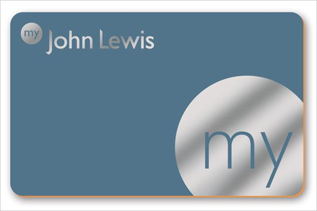 "John Lewis: readies ""my"" loyalty card scheme"