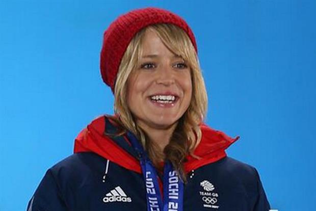 Jenny Jones: wins Team GB's first medal at Sochi 2014