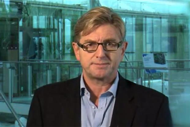 Unilever CMO Keith Weed