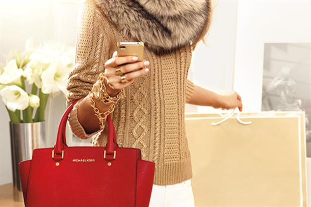 Michael Kors: top social fashion brand in 2013