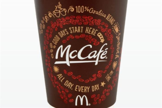 McCafe: McDonald's coffee brand to go on sale at US retailers in 2015