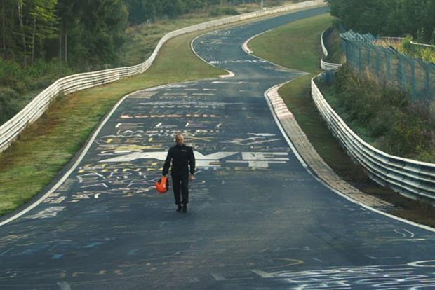 McLaren takes on the Nürburgring-Nordschleife track (aka The Green Hell)