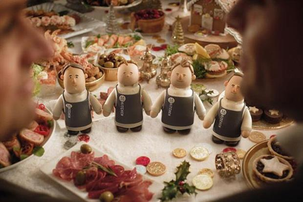 Morrison's: Christmas 2013 TV campaign