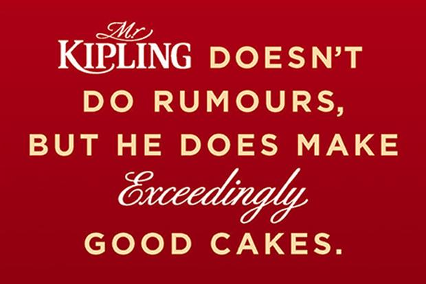 Mr Kipling uses ads to deny it is scrapping