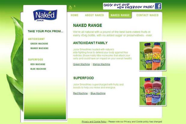Naked: PepsiCo brand rapped for exaggerating health claims