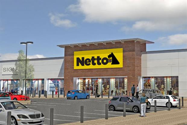 Tom Hampson named UK marketing director at Netto
