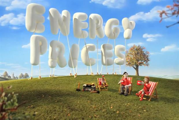 Npower: moving away from price-focused marketing