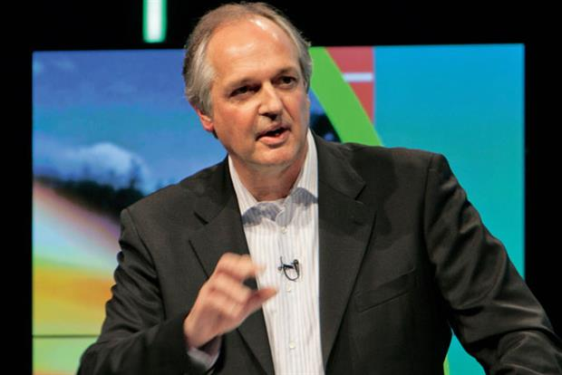Paul Polman: chief executive of Unilever