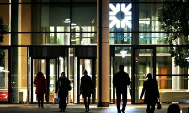 RBS: returning to Royal Bank of Scotland branding