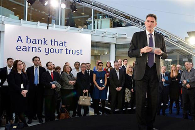 Ross McEwan: RBS boss addresses staff