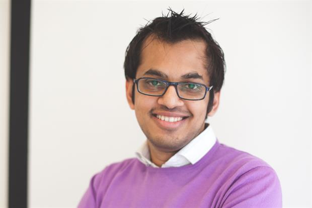 Shafqat Islam: the founder and chief executive of NewsCred