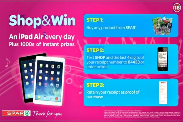 Spar: retailer embarks on mobile push to get closer to younger audience