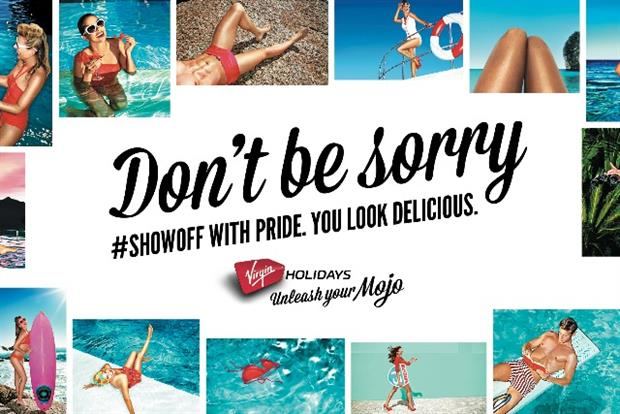 Virgin Holiday: tells consumers 'Don't be sorry' after Three ad apologised for holiday spam