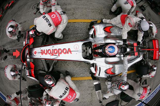 Vodafone: to replace its F1 sponsorship with social media activity
