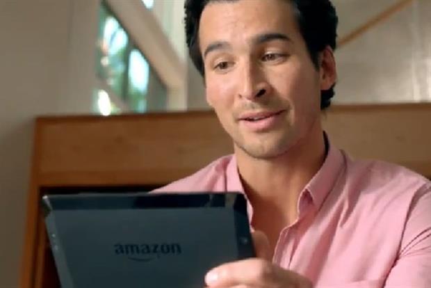 Amazon: Kindle Fire TV campaign