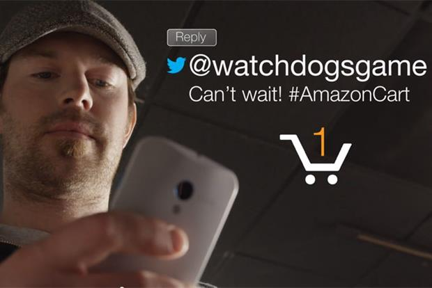 Amazon: offers service that enables customers to shop by responding to tweets