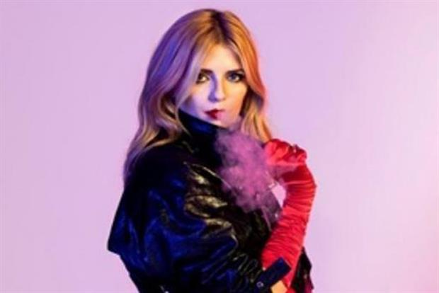 Mischa Barton: fronts e-cigarette campaign in search of Britain's most stylish 'vaper'