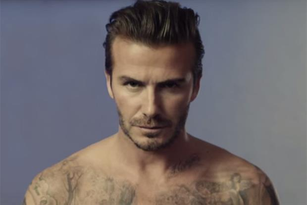 David Beckham: partnering Diageo for whisky launch
