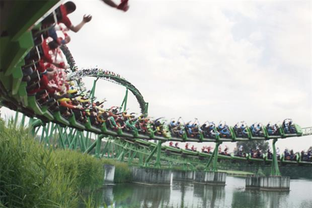 Carlsberg: rollercoaster campaign promotes its Premier League sponsorship
