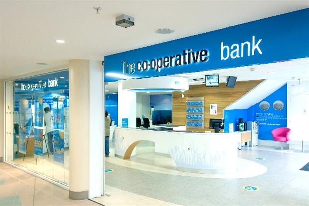 Co-operative Bank: hires Alastair Pegg as marketing director
