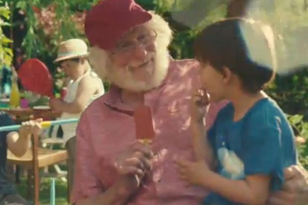 Co-operative Food: Christmas-themed summer ad sparks debate