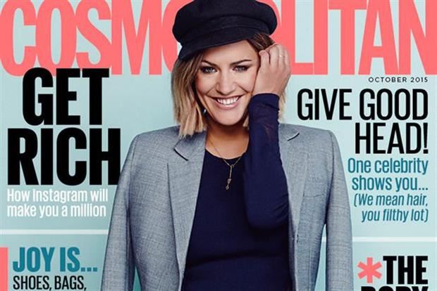 Hearst 39 S New Look Cosmopolitan Uk To Launch Snapchat