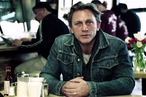 Daniel Craig stars in US Gov ad aimed at ending sexual assault