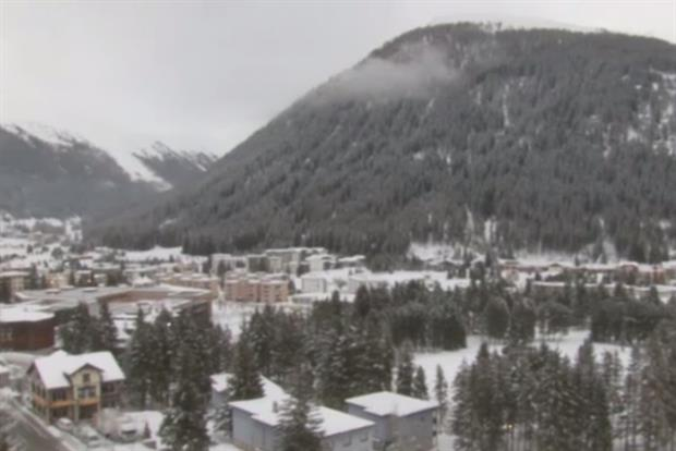 Davos: hosts the Economic Forum in Switzerland