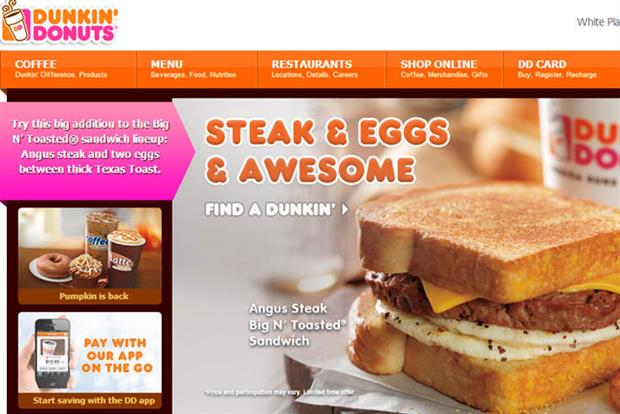 DUNKIN' DONUTS CONTINUES ITS EXPANSION INTO UK MARKET
