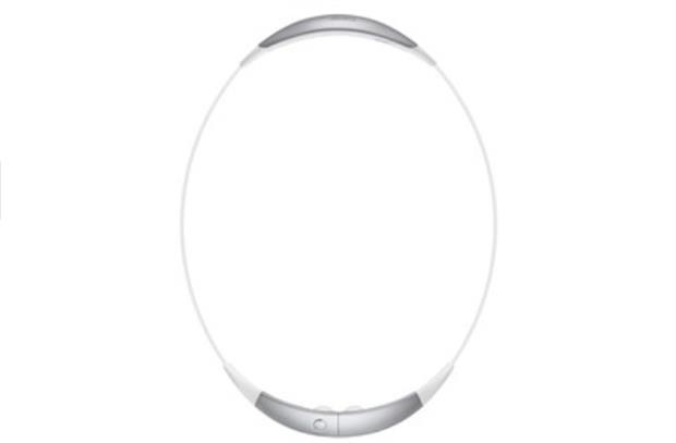 Samsung's vibrating Gear Circle headphones