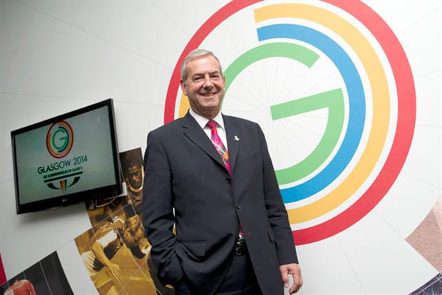 Lord Robert Smith: chairman of Glasgow 2014 Organising Committee