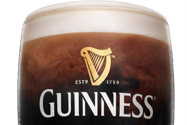 Guinness: withdraws its support of the New York St Patrick's Day parade