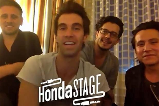 Honda Stage: has attracted fewer than 50,000 views