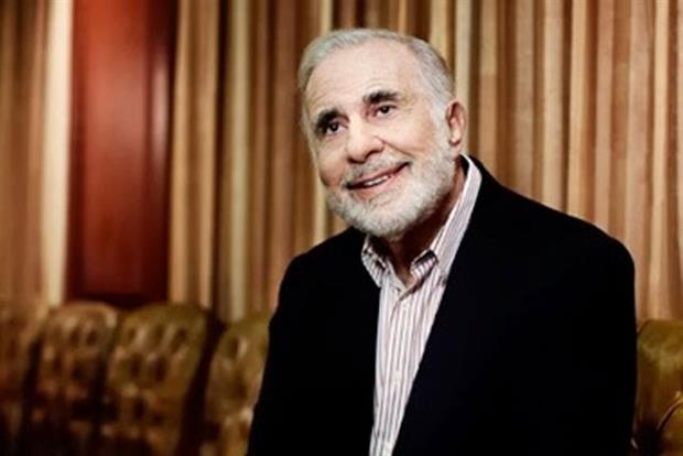 Carl Icahn: raises Apple's profile on Twitter