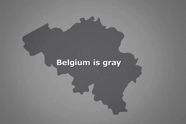 Ikea splurges 'grey' Belgium with colour