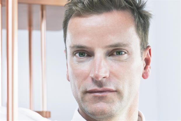 Christopher Jenner: Eurostar's new creative director
