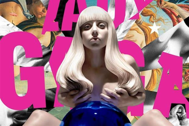 Lady Gaga: promotes Artpop album