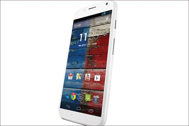 Motorola: the Moto X smartphone
