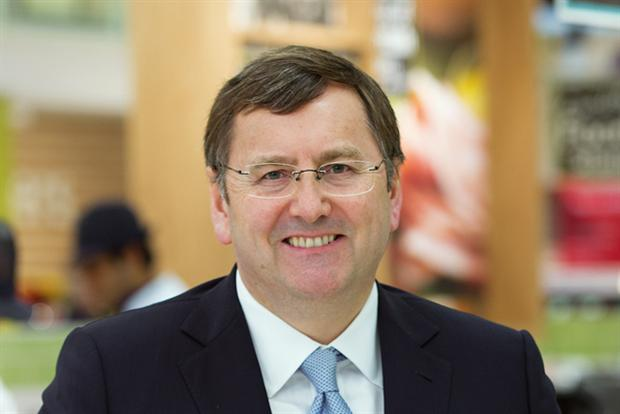 Philip Clarke: Tesco boss endorses chief marketing officer Matt Atkinson